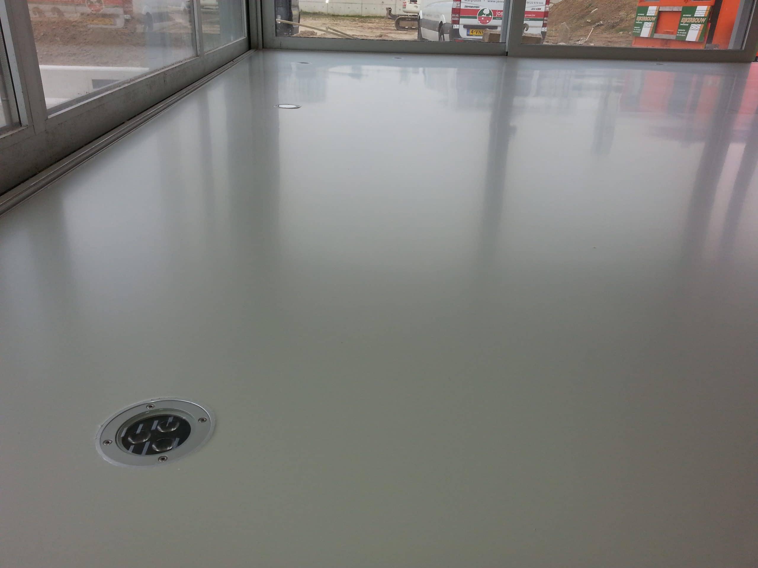 Gietvloer Den Bosch : Gietvloeren nijssen vloeren