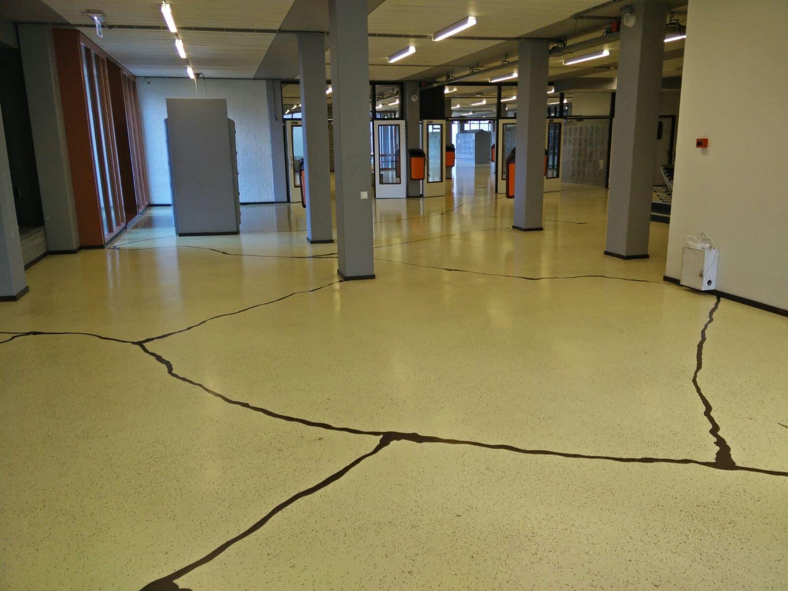 Gietvloeren nijssen vloeren